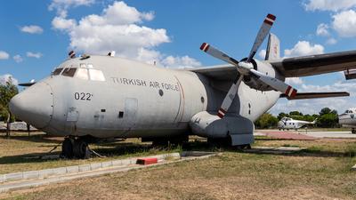 69-022 - Transall C-160D - Turkey - Air Force