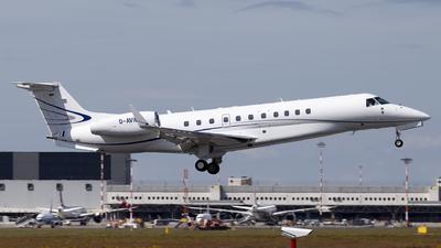 D-AVIB - Embraer ERJ-135BJ Legacy 600 - Air Hamburg