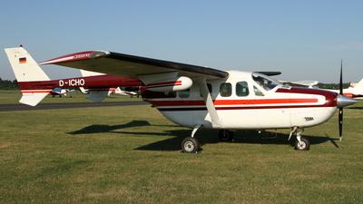 A picture of DICHO - Cessna T337G - [P3370288] - © Daniel Schwinn
