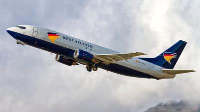 A picture of ECNLS - Boeing 737436(SF) - West Atlantic - © Alejandro Alvarez
