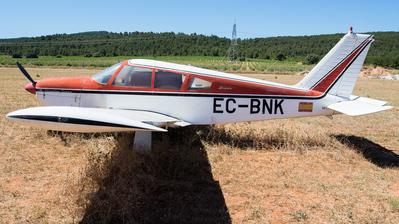 EC-BNK - Piper PA-28-180 Cherokee - Private