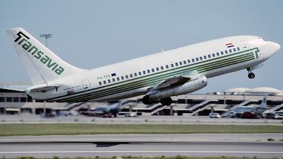 PH-TVS - Boeing 737-2K2(Adv) - Transavia Airlines