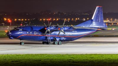 UR-CTJ - Antonov An-12BK - Meridian Aviation