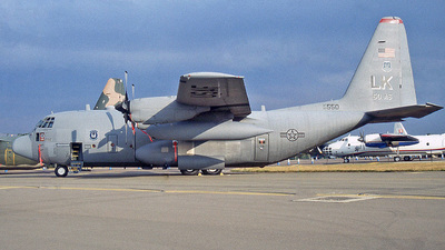 92-0550 - Lockheed C-130H Hercules - United States - US Air Force (USAF)