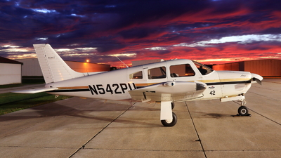 N542PU - Piper PA-28R-201 Arrow - Purdue University