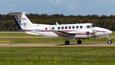 A picture of VHFDN - Beech B300 Super King Air 350C - [FM58] - © Brandon Giacomin