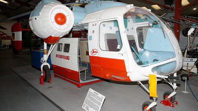 DDR-SPY - Kamov Ka-26 Hoodlum - Interflug