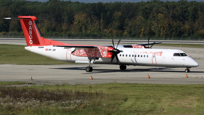 HB-JQB - Bombardier Dash 8-Q402 - Baboo