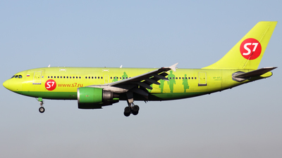 VP-BTJ - Airbus A310-304 - S7 Airlines