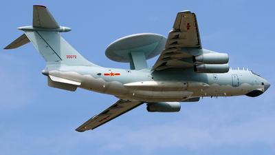 30072 - Ilyushin KJ-2000 - China - Air Force