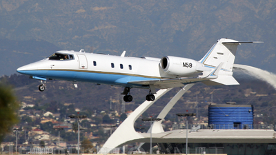 N58 - Bombardier Learjet 60 - United States - Federal Aviation Administration (FAA)