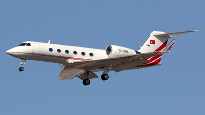 TC-GVA - Gulfstream G-IV - Private