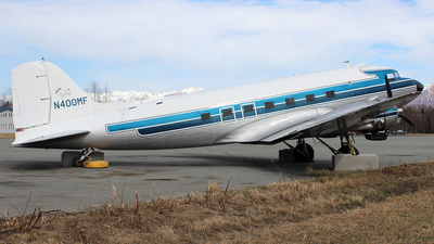 N400MF - Douglas DC-3 - Missionary Flights International