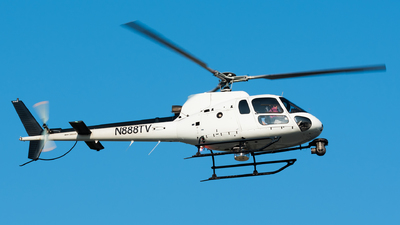 A picture of N888TV - Aerospatiale AS350 B Ecureuil - [2007] - © Ben Suskind