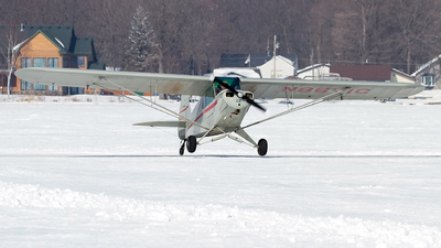 N8671C - Piper PA-18-95 Cub - Private