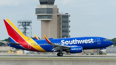 N7875A - Boeing 737-7Q8 - Southwest Airlines