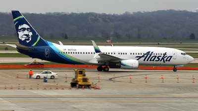 N577AS - Boeing 737-890 - Alaska Airlines