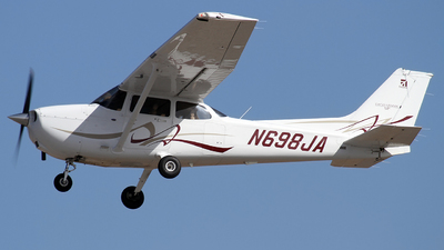 N698JA - Cessna 172S Skyhawk SP - Private