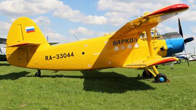 RA-33044 - PZL-Mielec An-2 - Barkol