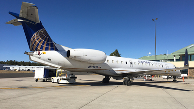 A picture of N31131 - Embraer ERJ145XR - United Airlines - © Alexander Aston