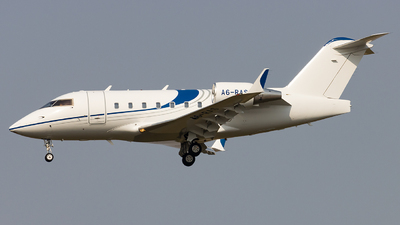 A picture of A6RAS - Bombardier Challenger 604 - [5583] - © M. Umar Aziz