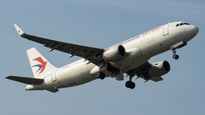 A picture of B1051 - Airbus A320214 - China Eastern Airlines - © KirkXWB
