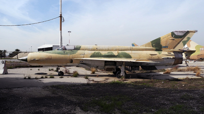 AF-930 - Mikoyan-Gurevich MiG-21MF Fishbed J - Zambia - Air Force