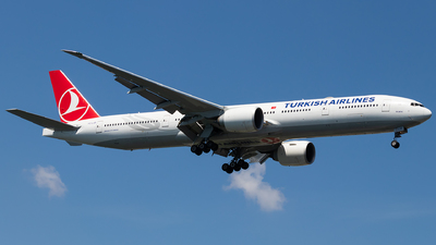 TC-LJD - Boeing 777-3F2ER - Turkish Airlines