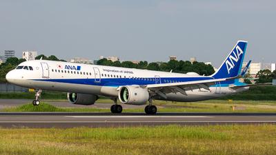 JA148A - Airbus A321-272N - All Nippon Airways (ANA)