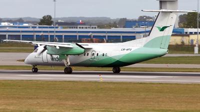 LN-WFO - Bombardier Dash 8-Q311 - Widerøe