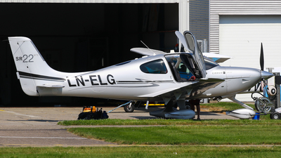 LN-ELG - Cirrus SR22-GTS - Private