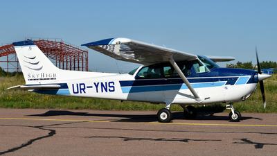 UR-YNS - Cessna 172N Skyhawk - Private