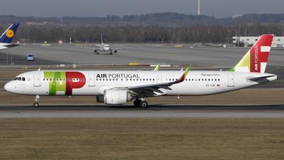 CS-TJN - Airbus A321-251N - TAP Air Portugal