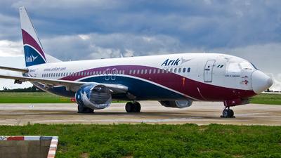 5N-MJQ - Boeing 737-8JE - Arik Air