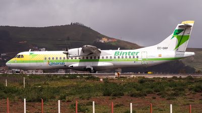 EC-GRP - ATR 72-202 - Binter Canarias (Naysa)