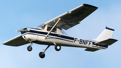 F-BNFF - Reims-Cessna F150F - Private