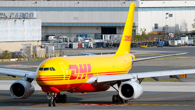 A picture of DALMD - Airbus A330243F - DHL - © Misael Ocasio Epicaviation47