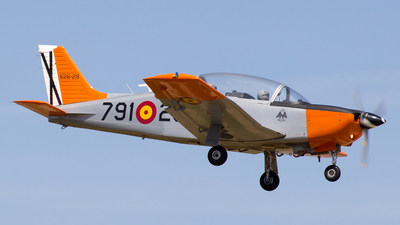 E.26-29 - Enaer T-35C Pillán - Spain - Air Force