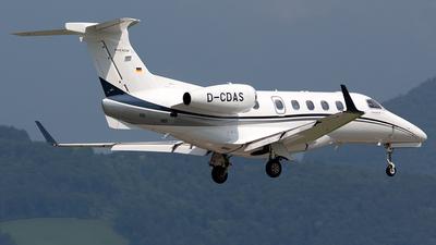 D-CDAS - Embraer 505 Phenom 300 - DAS Private Jets