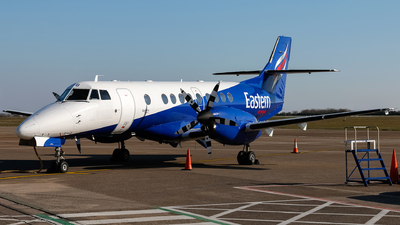 A picture of GMAJB - BAe Jetstream 41 - Eastern Airways - © mark p