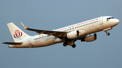 A picture of XU997 - Airbus A320214 - JC Airlines - © Amber Xuan