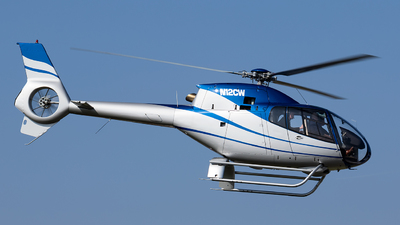 A picture of N12CW - Airbus Helicopters H120 - [1077] - © Thomas Desmet Photography