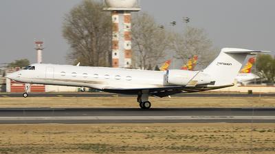 N588PX - Gulfstream G550 - Private