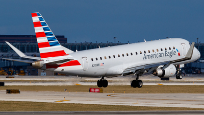 N201NN - Embraer 170-200LR - American Eagle (Envoy Air)