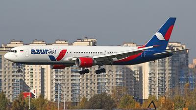 RA-73034 - Boeing 767-306(ER) - Azur Air