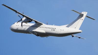 A picture of EIGPO - ATR 72600 - Stobart Air - © John Fitzpatrick