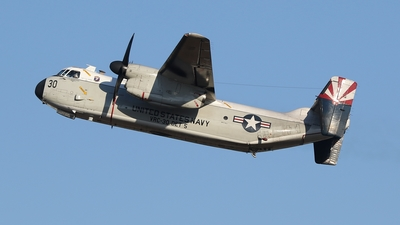 162154 - Grumman C-2A Greyhound - United States - US Navy (USN)