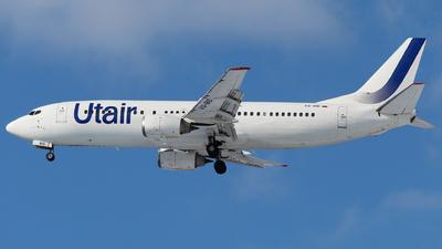 A picture of VQBID - Boeing 73745S - UTair - © Mikhail Tkachuk
