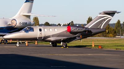 C-FMMF - Cessna Citation M2 - Private