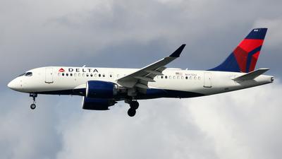 N117DU - Airbus A220-171 - Delta Air Lines